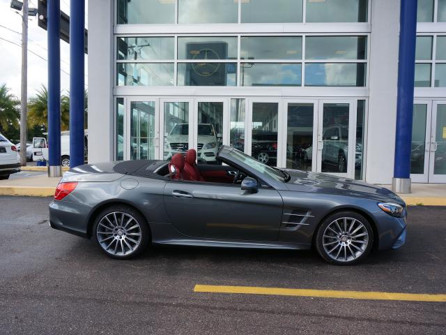 New 2017 mercedes benz sl sl550 roadster in metairie 3920 for Mercedes benz new orleans service